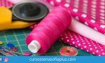 Cursos acabados para piezas textiles artesanales Sena